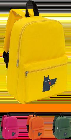 plecaki głodnego wilka